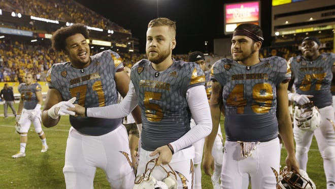 Zane Gonzalez might be ASU's MVP at this point of the season.
