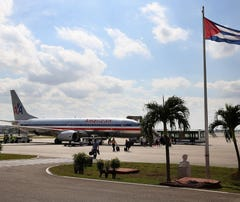 Regular airline flights to Cuba to begin as soon as next year?