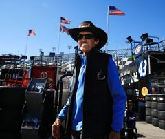 NASCAR Sprint Cup Series owner Richard Petty is one of the businessmen invested in NASCAR who are happy with the new charter system.