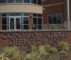 Conway PD holds academy to accomodate growth