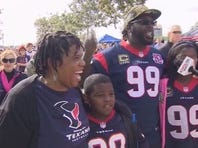Texans fans ecstatic after team clinches AFC South, playoffs