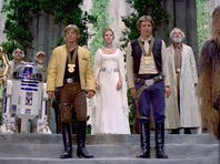 If you can't name most of the characters in this image from 'Star Wars,' you need to read on.