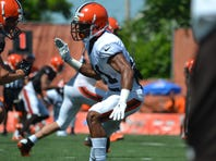 The Cleveland Browns expect to see consistency from second-year cornerback Justin Gilbert.