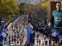 Gianclaudio P. Marengo, an Italian national, was last seen at the finish line of the marathon at about 3 p.m. inside Central Park, police said.