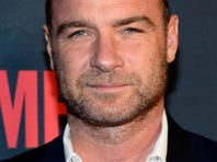 "Liev Schreiber attends the SHOWTIME And HBO VIP Pre-Fight Party for ""Mayweather VS Pacquiao"" at MGM Grand Hotel & Casino on May 2, 2015 in Las Vegas, Nevada."