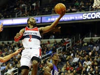 Wall has 19 assists, Wizards beat Kings 113-99