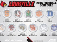 UofL 2016 Football Schedule