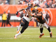 The Cleveland Browns suffered a 37-3 loss to the Cincinnati Bengals at Paul Brown Stadium Sunday.