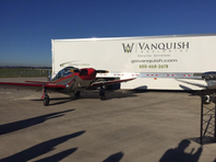 Vanquish Worldwide will be the premier sponsor for the 2016 Smoky Mountain Airshow