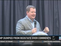 Erick Erickson speaks to a packed house at the RedState Gathering in Atlanta, Saturday, Aug. 8, 2015.