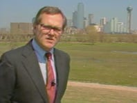 Byron Harris retired from WFAA Friday after 41 years.