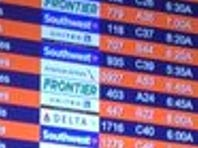 Boards at DIA show cancelations this morning from United and Air Canada