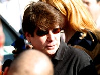 Convicted former Illinois Governor Rod Blagojevich