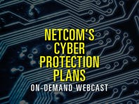 NETCOM's Cyber Protection Plans Webcast