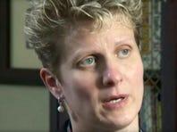 West Allegheny School District Superintendent Jerri Lynn Lippert speaks to CBS Pittsburgh station