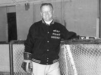 Jack Riley, Hall of Fame Army hockey coach, dies at 95