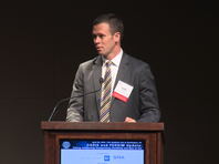FEDSIM Director Chris Hamm noted the irony in the OPM breaches slowing implementation of tools that would have prevented the OPM breach.