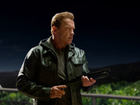 "Emilia Clarke in ""Terminator Genisys"""