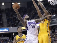 Cousins on career-high 48 point performance in Kings win