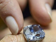 Dad buys $48 million diamond for 7-year-old daughter