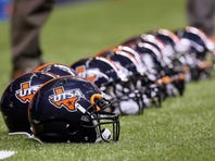 UTSA played its first football game in 2011 and is 26-32 in five seasons.