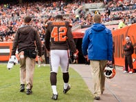 The Cleveland Browns used injuries as excuse in their 37-3 loss to the Cincinnati Bengals.