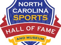 N.C. Sports Hall of Fame Logo