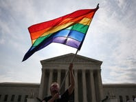 The Supreme Court has declared that same-sex couples have a right to marry anywhere in the United States.
