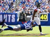Falcons vs. N.Y. Giants