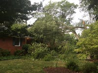 Storms leave thousands without power