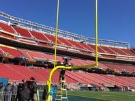 Inside Levi's Stadium at Super Bowl 50