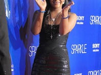 """HOLLYWOOD, CA - AUGUST 16: Bobbi Kristina Brown attends the Premiere Of Tri-Star Pictures' """"Sparkle"""" at Grauman's Chinese Theatre on August 16, 2012 in Hollywood, California."""