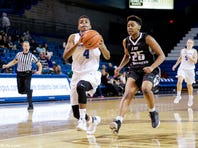 The University at Buffalo, The State University of New York women's basketball team (7-3, 0-0 MAC) got back on the winning track on Monday night as they defeated the Niagara Purple Eagles, 57-48.