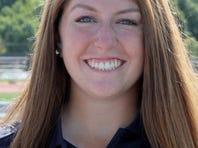 Hudson High School senior golfer Julia Goodson
