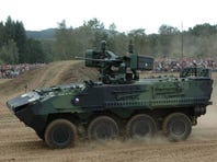 E. Europe Developing Amphibious Vehicle Capabilities
