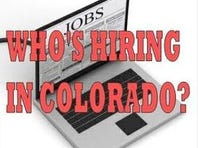 Who has the most jobs to fill in Colorado?