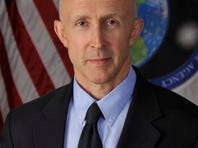 Peter Highnam is the director of National Geospatial-Intelligence  Agency's Research and development Directorate.