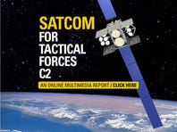 This online multimedia report examines how commercialization, small sats and other technologies will change military satellite communications.
