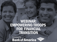 Webinar: Empowering Troops for Financial Transition