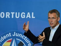 NATO Chief Says Alliance Must Counter Russia Military Build-Up