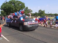 The Islamic Center of Irving joined Irving's Fourth of July parade on Saturday.