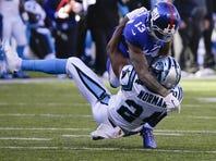 Carolina Panthers Go 14-0 Against Giants