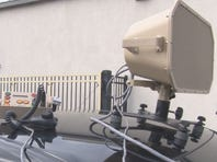 The LRAD system safely broadcasts voice messages, notifications, instructions, warnings and commands to individuals or large crowds in a wide variety of law enforcement situations.