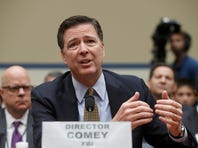 Petraeus' security breaches much worse than Clinton's, FBI chief says