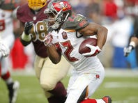 Bucs RB Doug Martin is headed to the Pro Bowl.