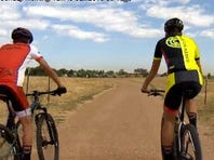 The Colorado High School Cycling League lets young athletes learn mountain biking.