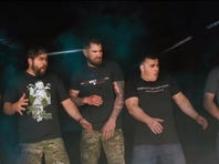"""Article 15's Mat Best, left, and Ranger Up's Nick Palmisciano star in the upcoming """"Range 15."""""""