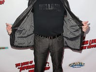 HOLLYWOOD, CA - APRIL 30: Actor Roddy Piper attends the world premiere of 'The Death of 'Superman Lives': What Happened?' at the Egyptian Theatre on April 30, 2015 in Hollywood, California. (Photo by Imeh Akpanudosen/Getty Images for TDOSLWH)