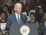 VP Joe Biden addresses sexual assaults on campuses