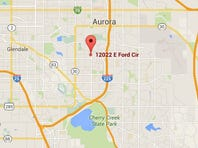 A man was fatally shot in a parking lot Sunday night at 12022 E. Ford Cir.